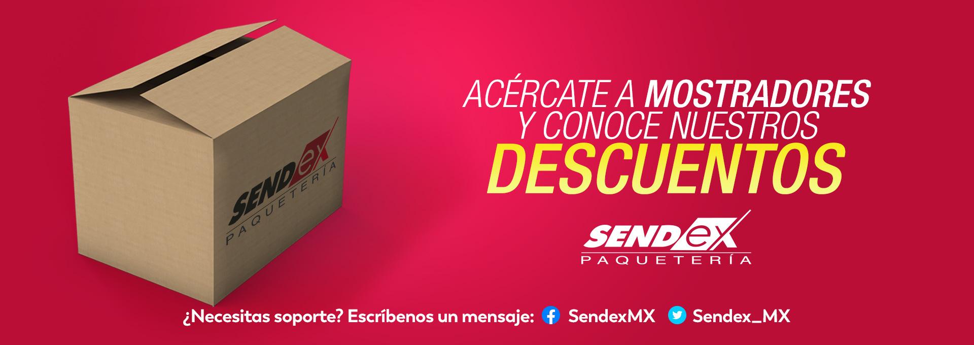 Sendex Paquetería